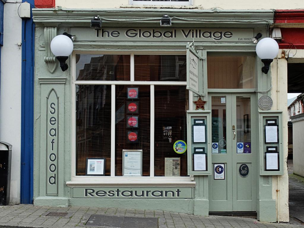 Dingle05GlobalVillageRestaurant