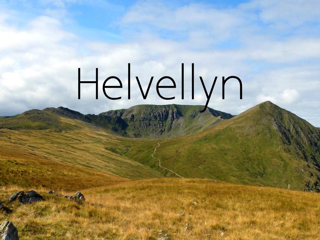 Helvellyn   www.olivialeaves.com