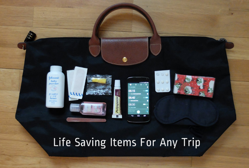 Life Saving Items for Any Trip | www.olivialeaves.com