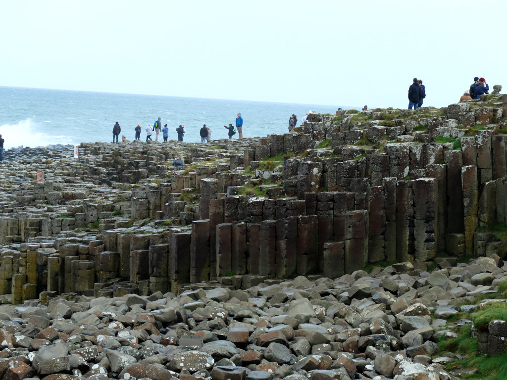 Giant's Causeway | Olivia Leaves