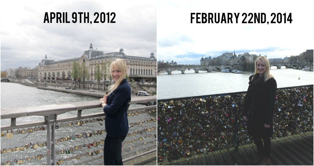 Olivia Leaves | Love Locks Paris