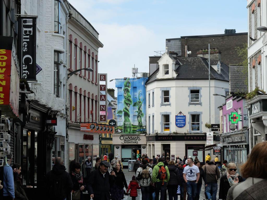 Olivia Leaves | Galway