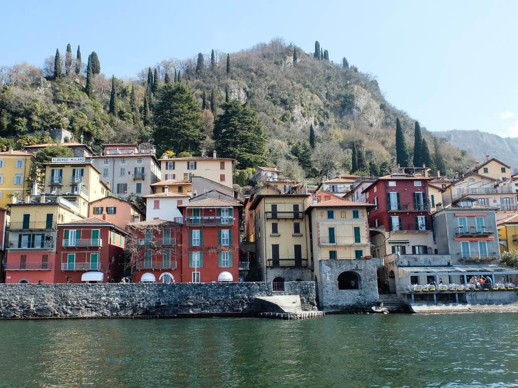 Olivia Leaves | Lake Como