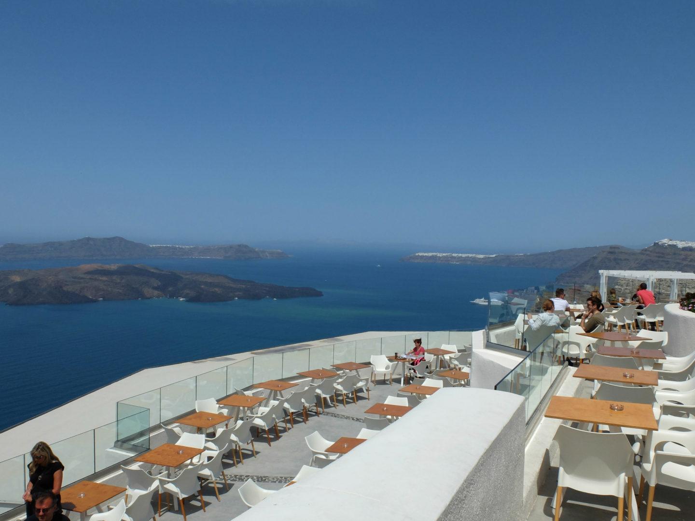Olivia Leaves | Santorini Santo Wines