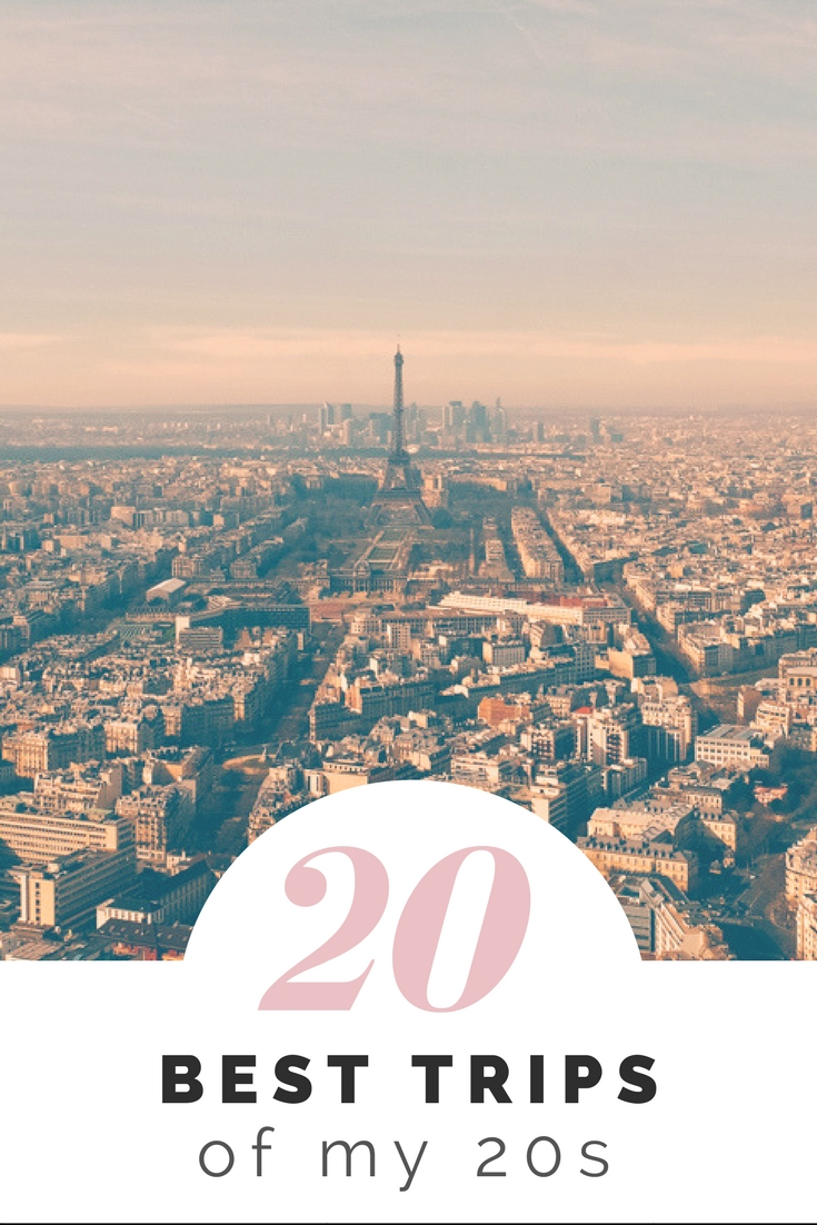 Olivia Leaves | 20 Best Trips of my 20s