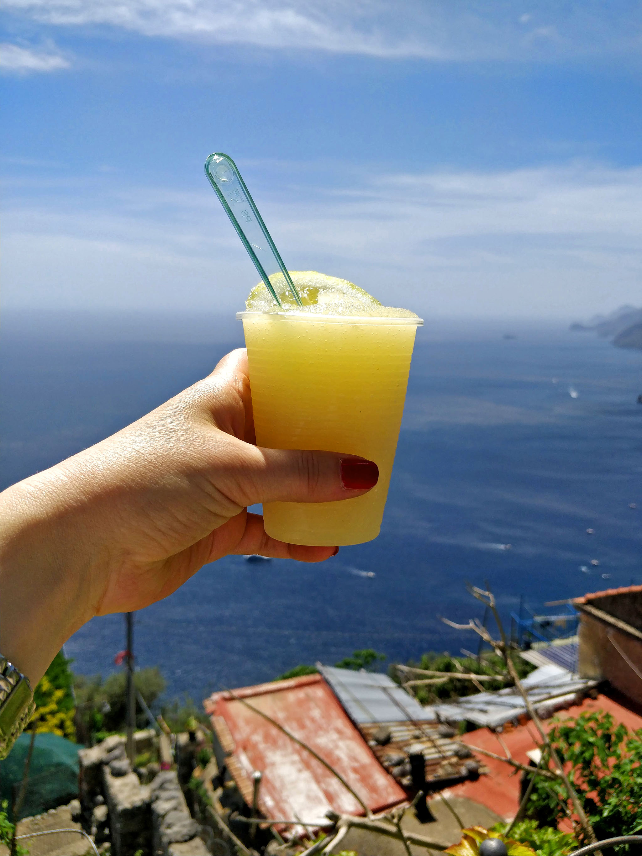 Olivia Leaves | Path of the Gods | Amalfi Coast