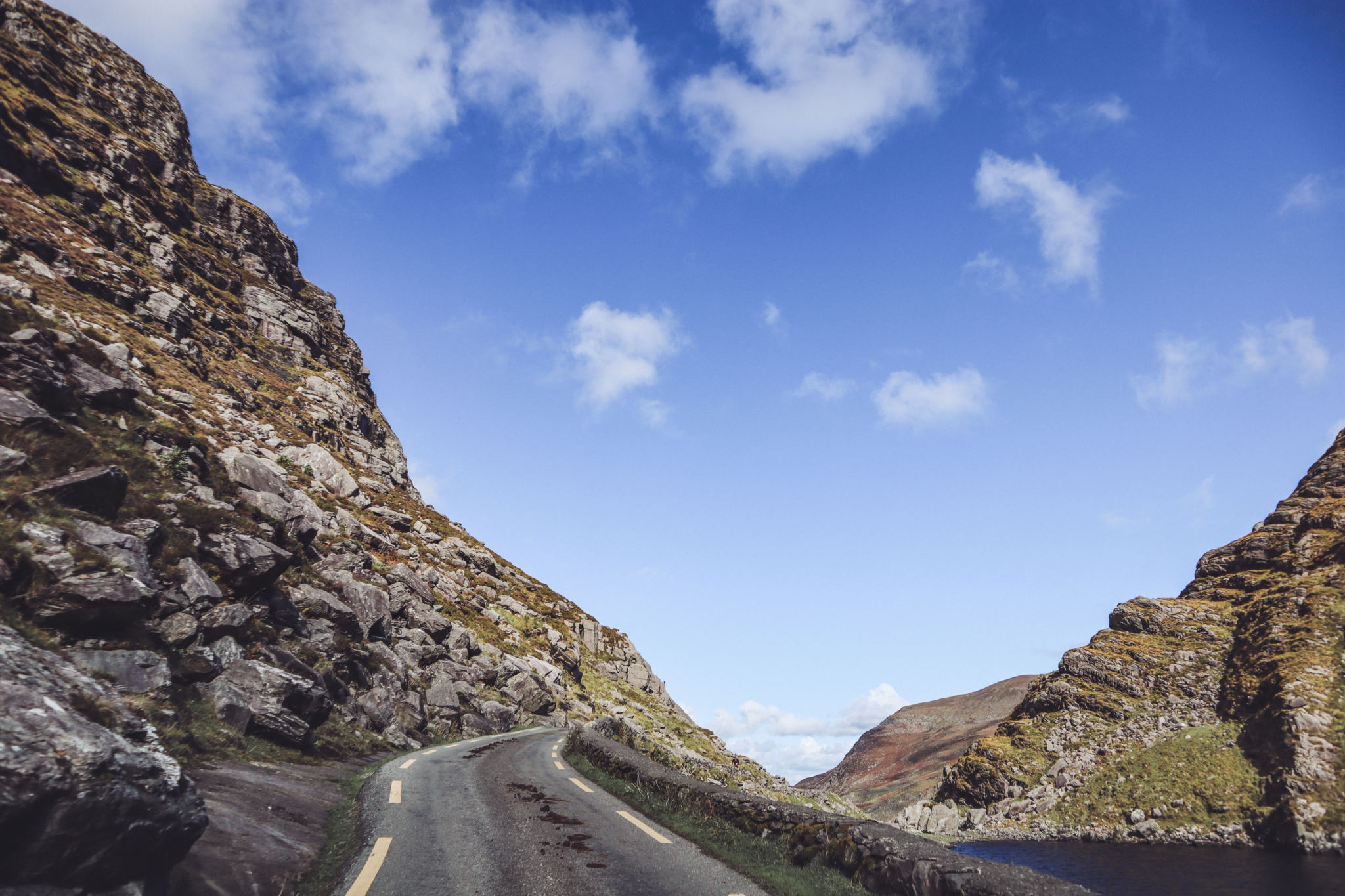 Olivia Leaves | Driving the Ring of Kerry