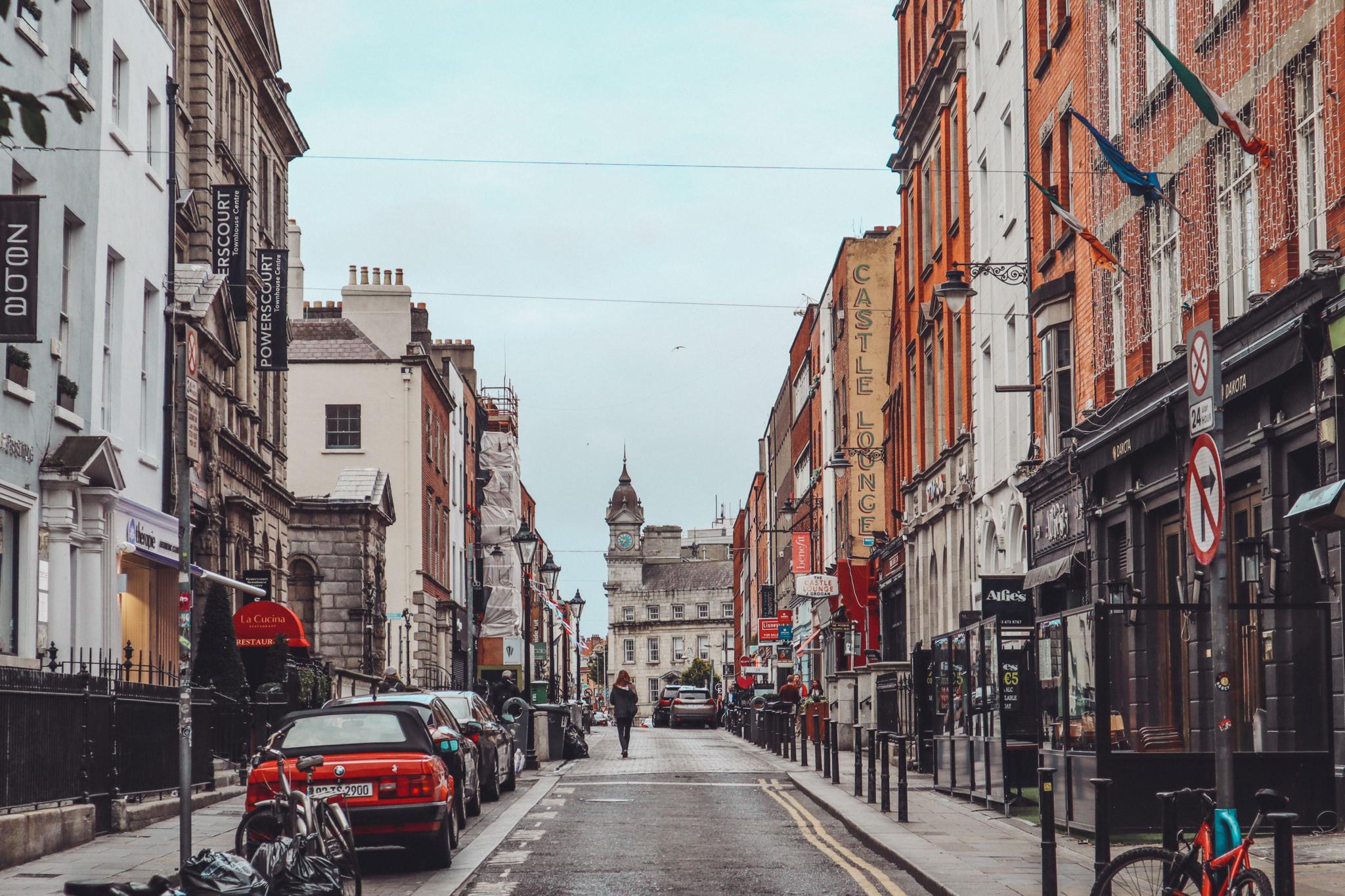 Olivia Leaves | The Dublin Guide