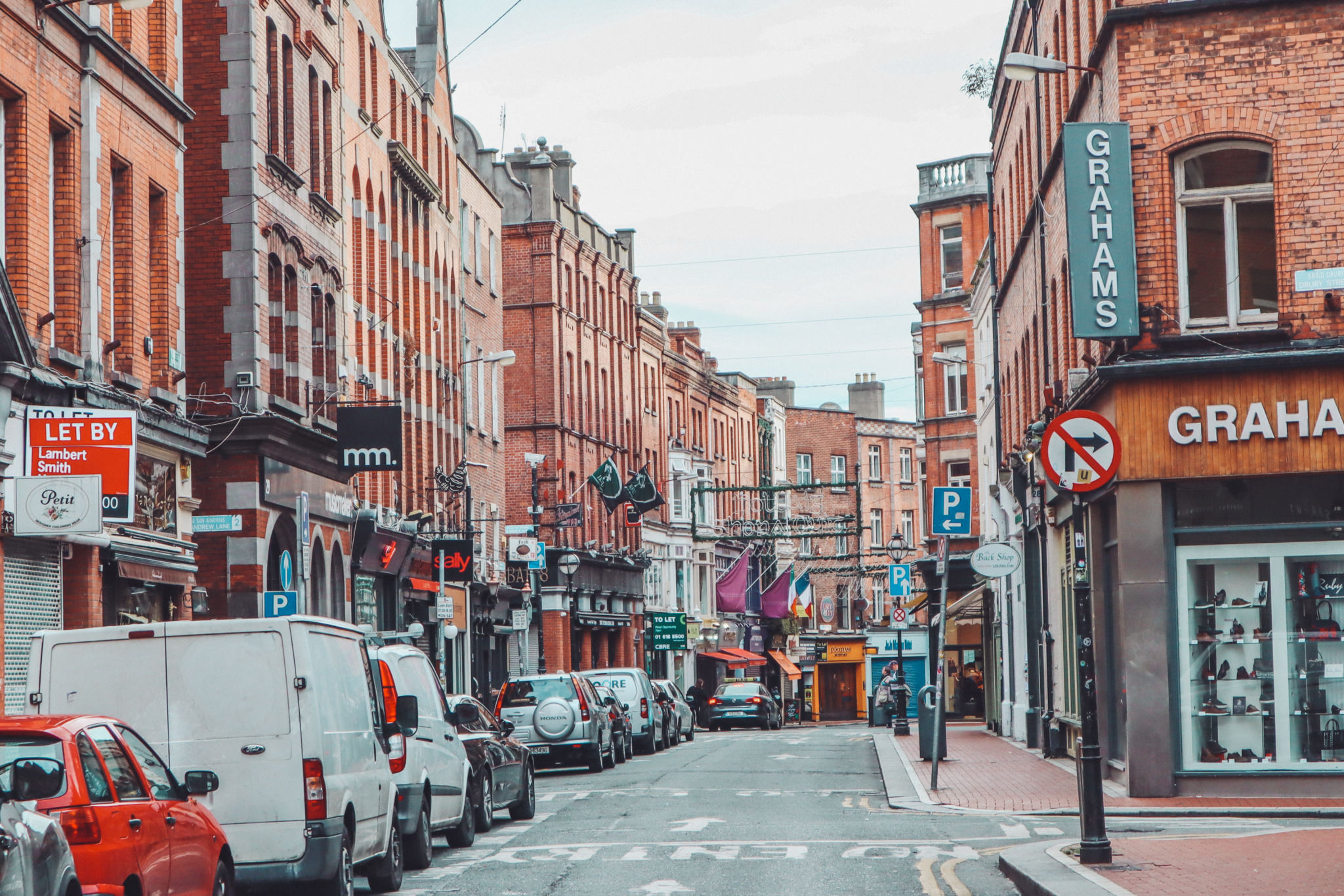 Olivia Leaves | Guide to Dublin