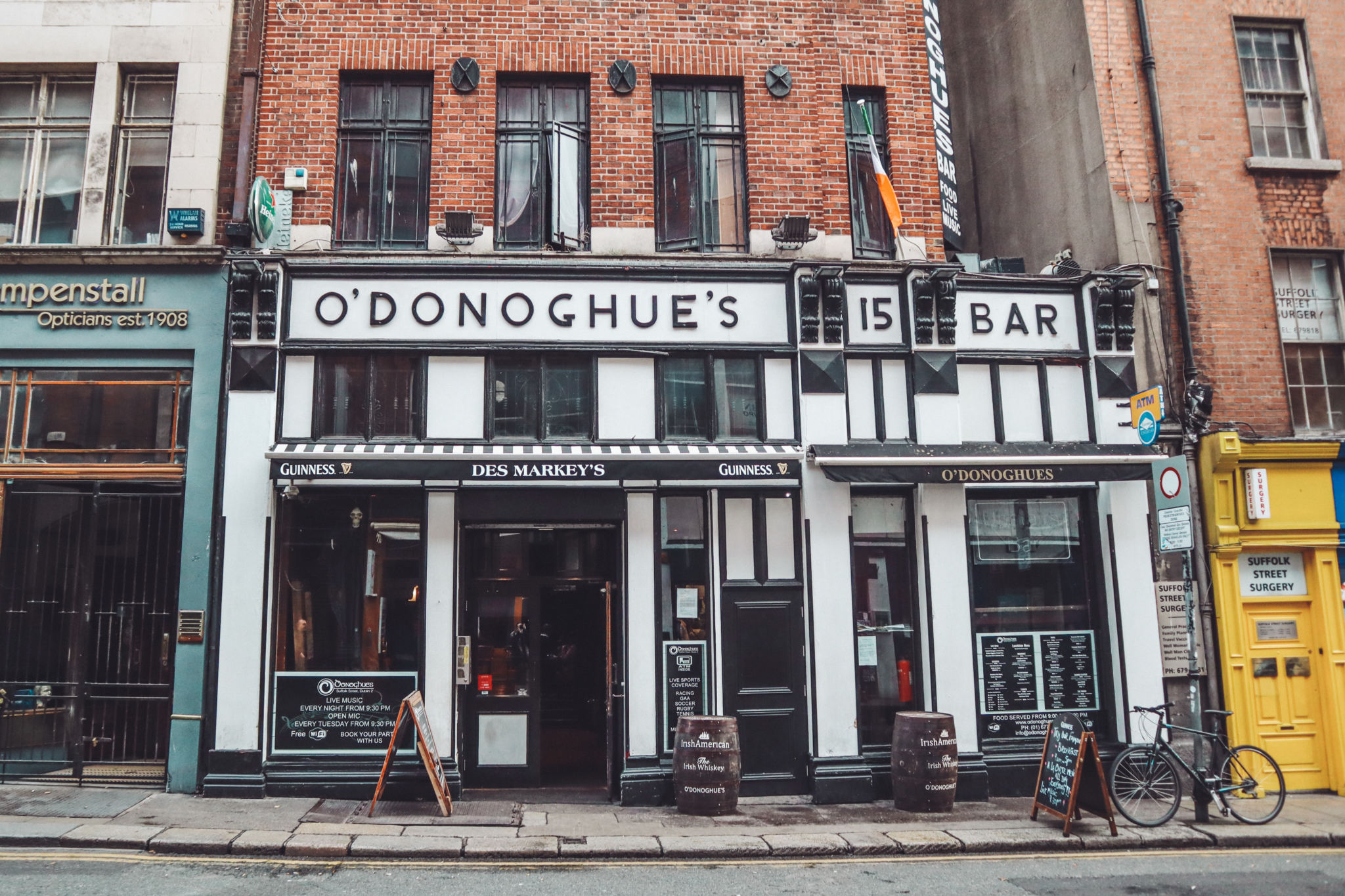 Olivia Leaves | Dublin Guide: Where to Drink